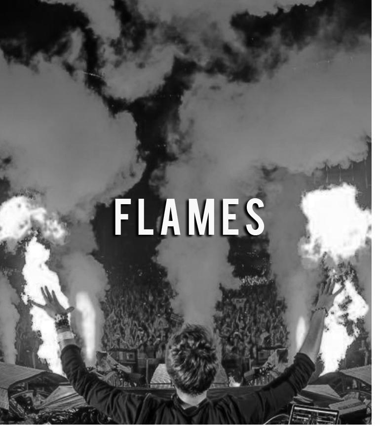 Flames WL