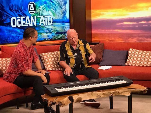 Michael Chugg - Chugg Entertainment - OceanAid Interview 2017